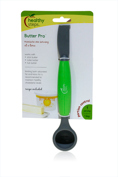 Davison Produced Product Invention: Butter Pro