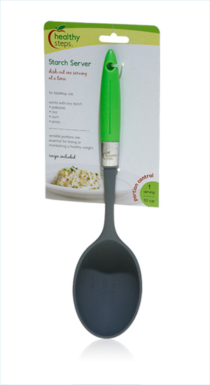 Davison Produced Product Invention: Starch Server