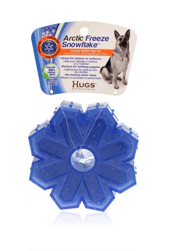 Davison Produced Product Invention: Arctic Freeze Snowflake