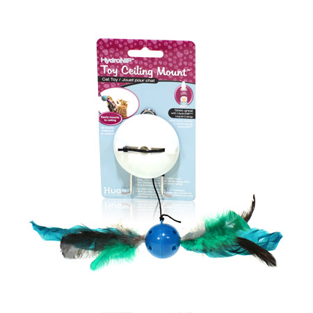 Davison Produced Product Invention: Ceiling Mount Toy
