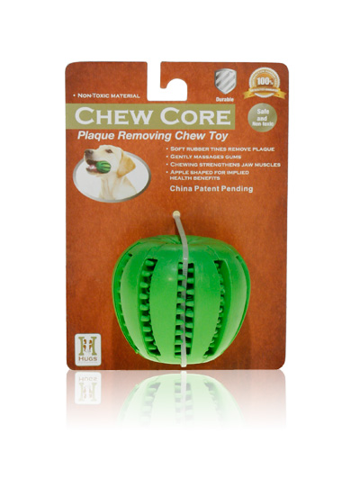 Davison Produced Product Invention: Chew Core