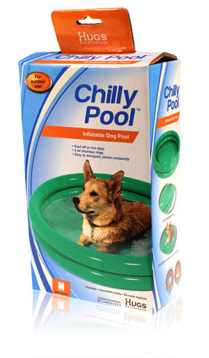 Davison Produced Product Invention: Chilly Pool