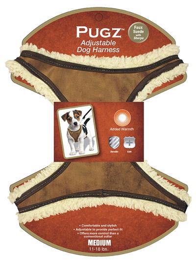 Davison Produced Product Invention: Pugz Harness