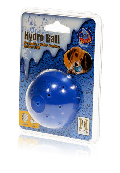 Final Manufactured Product for Davison Produced Product Invention Hydro Ball