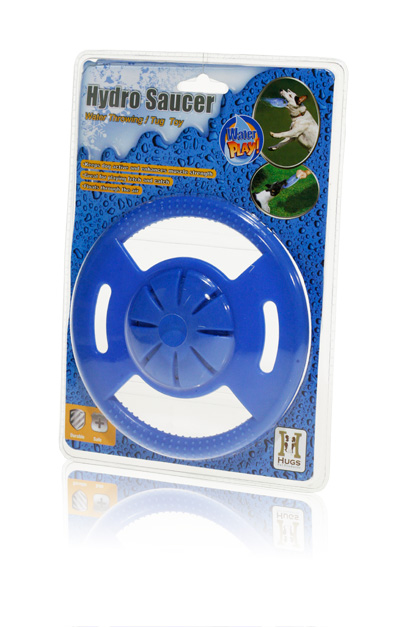 Davison Produced Product Invention: Hydro Saucer