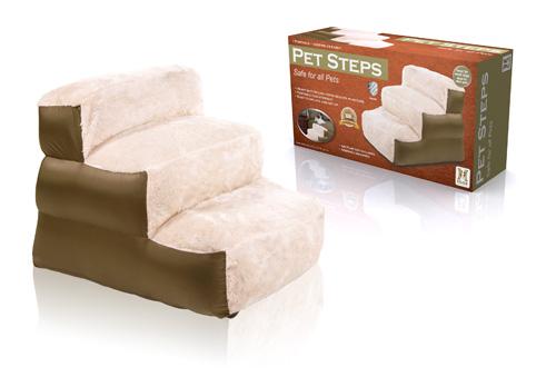 Davison Produced Product Invention: Pet Steps