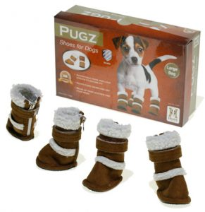 Davison produced product invention: Pugz Shoes