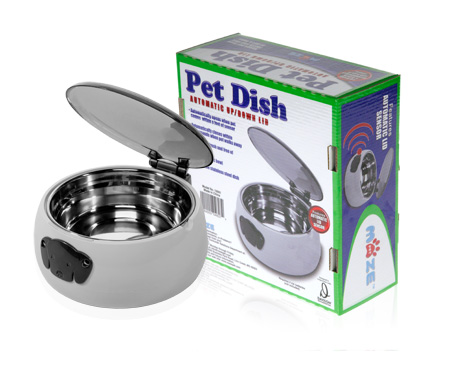 Davison Produced Product Invention: Auto Dish