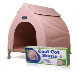 Davison produced product invention: Cool Cot House