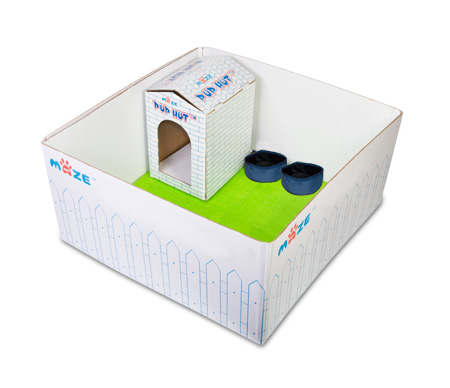 Davison Produced Product Invention: Pet Palace