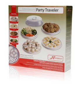 Davison produced product invention: Party Traveler