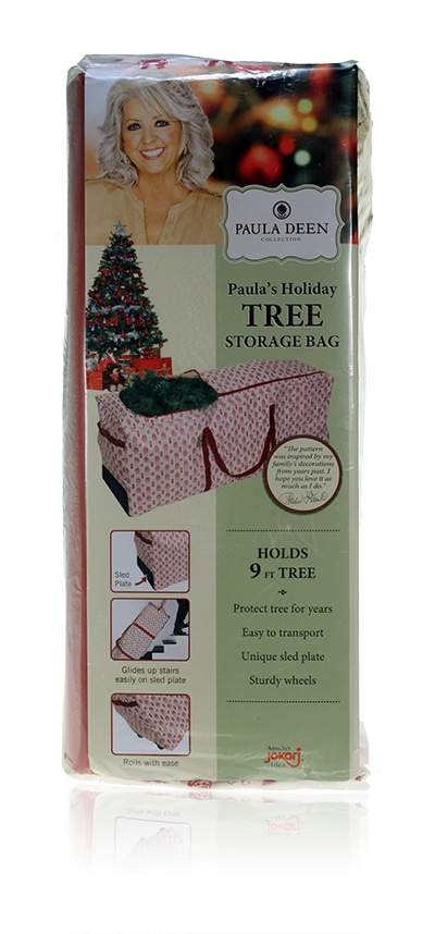 Davison Produced Product Invention: Tree Storage Bag – Paula Deen Holiday