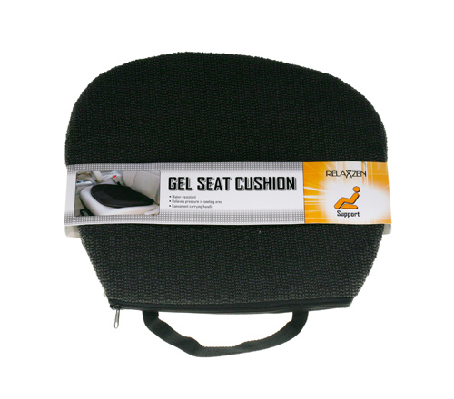Davison Produced Product Invention: Gel Seat Cushion Packaging