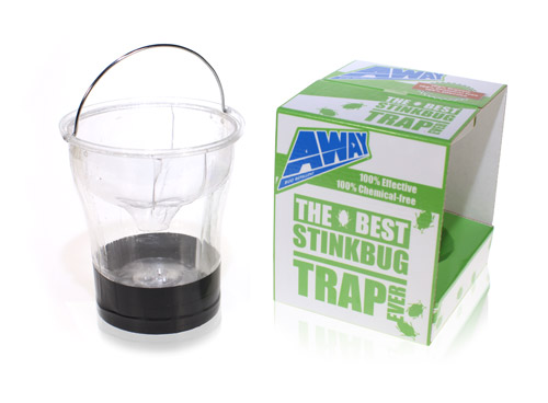 Davison Designed Product: Best Stink Bug Trap Ever