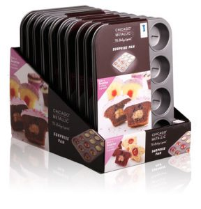 Davison produced product invention: Surprise Pan