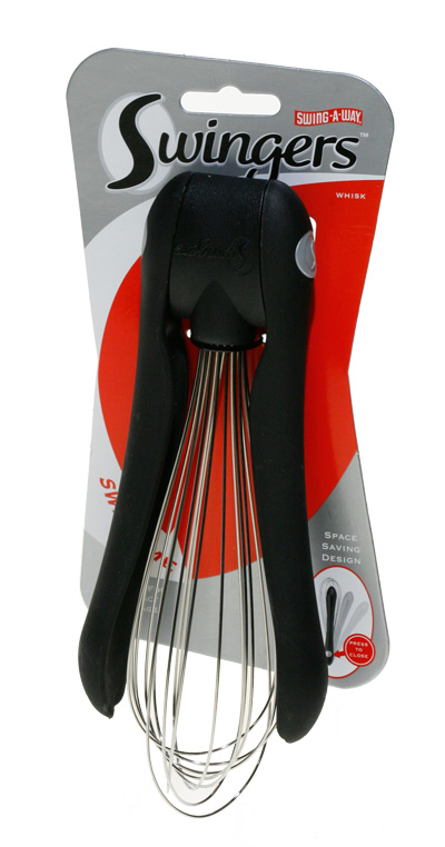 Davison Produced Product Invention: Swingers Whisk