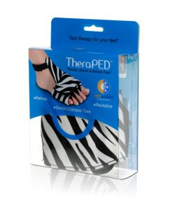 Davison produced product invention: TheraPED