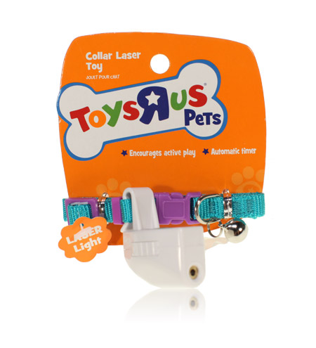 "Davison Produced Product Invention: Toys ""R"" US Pets Lazer Collar"
