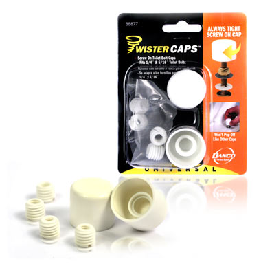 Davison Produced Product Invention: Twister Caps