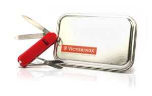 Davison produced product invention: The Swiss Army Whistle Knife