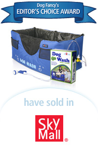 Davison Designed Product Idea: Dog Wash