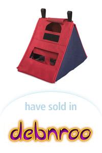 Davison Designed Product Idea: A-Frame Birdfeeder