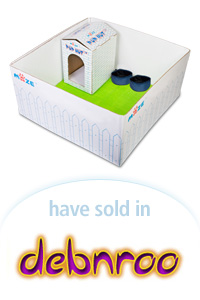 Davison Designed Product Idea: Pet Palace