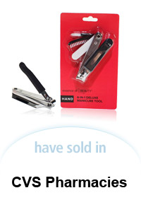 Davison Designed Product Idea: 6 in 1 Manicure Tool