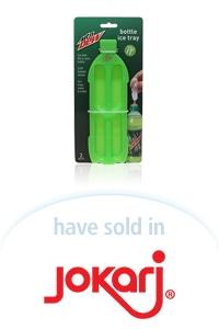 Davison Designed Product Idea: Bottle Ice Tray - Mountain Dew