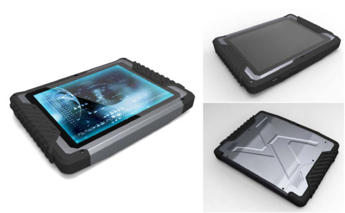 Davison Designed Industrial Product Idea: Military-grade Tablet Computer