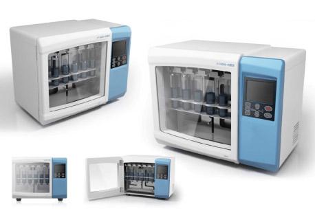 Davison Designed Industrial Product Idea: Multi-Sample Homogenizer
