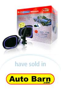 Davison Designed Product Idea: Optic Mirror (Glow) Packaging