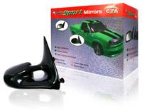 Davison Designed Product Idea: Optic Mirror (Sport) Packaging