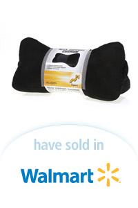 Davison Designed Product Idea: Neck Support Cushion Packaging