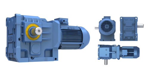 Davison Designed Industrial Product Idea: Speed Reducer