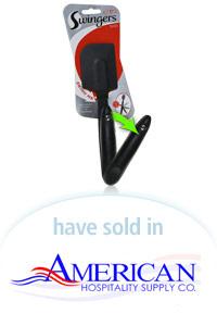Davison Designed Product Idea: Swingers Silicone Spatula