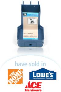 Davison Designed Product Idea: Tape Measure Holder
