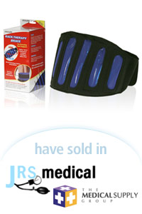 Davison Designed Product Idea: 360 Therapy Back Brace