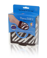 Davison Designed Product Idea: TheraTOES