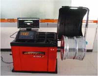 Davison Designed Industrial Product Idea: Vehicle Tire Balancer