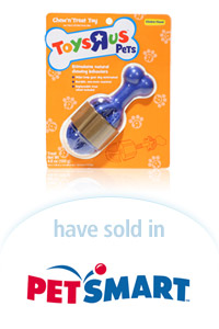 "Davison Designed Product Idea: Toys ""R"" US Pets Treat Toy Drumstick"