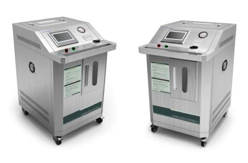 Davison Designed Industrial Product Idea: Vaporized Hydrogen Peroxide VPS Sterilizer