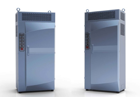 Davison Designed Industrial Product Idea: Variable Voltage Variable Frequency Cabinet Control