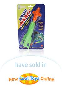 Davison Designed Product Idea: Water Rocket