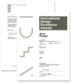 Surprise Pan - Certificate