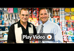 Video testimonial of Robert, Inventor of the Hot/Cold Therapy Brace
