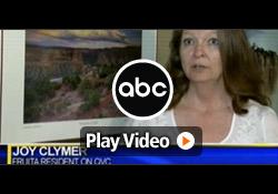 ABC (KJCT) features Davison client, Joy, inventor of the Party on the Go