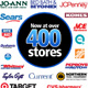 Davison products sold in over 400 stores