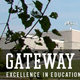 Davison presents'What Will You Create?' award to Gateway High School