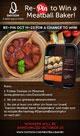 Davison-designed Meatball Baker